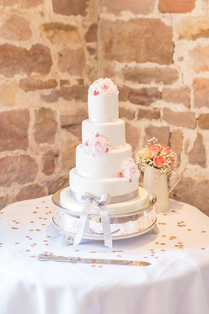 The Ashes Wedding barn