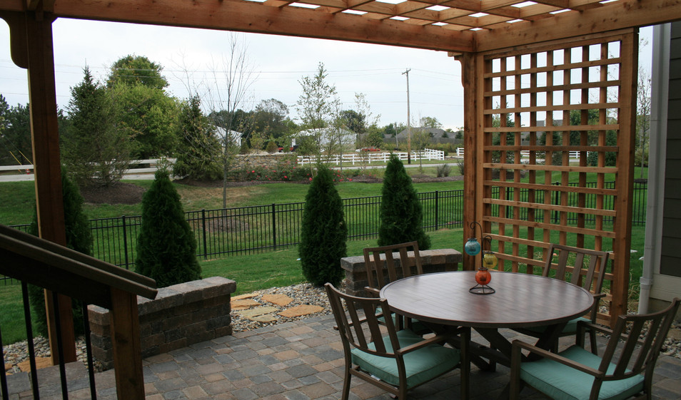 Patio Addition, View 2