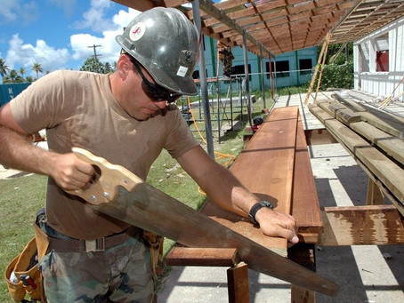 What Jobs Do You Need a Professional Carpenter For?