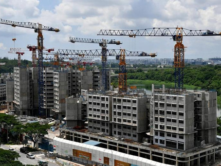 85% Of BTO Projects Delayed Because Of Covid-19 Situation