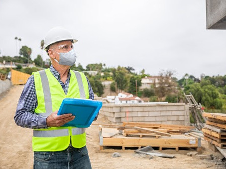 Precautions to Take While You Are on A Site Survey During COVID