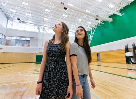 The new Oak Bay High: 'Love it, amazing, inspiring'