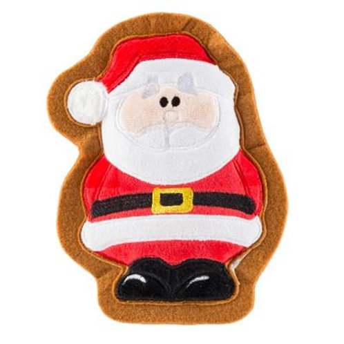 Santa Claus Holiday Cookie Toy