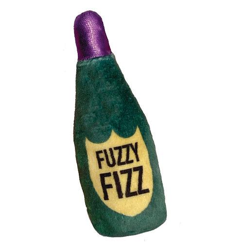 Fuzzy Fizz Cat Toy