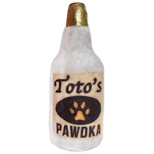 Toto's Pawdka Cat Toy