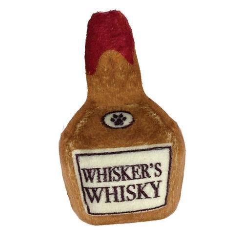 Whisker's Whisky Cat Toy