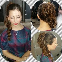 Wedding Fayre - Hair