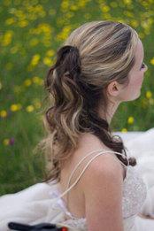 Wedding Photo Shoot - Hair