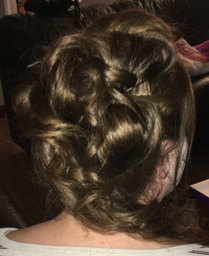 Hair Styled