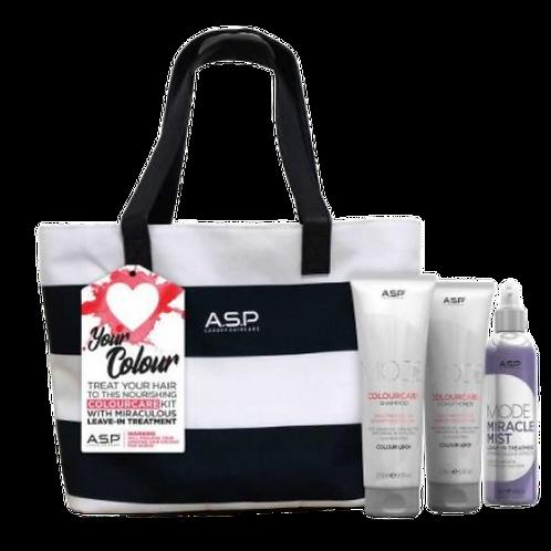 LOVE YOUR COLOUR – SUMMER BAG – COLOURCARE KIT