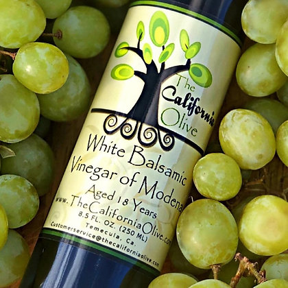 18 Year Aged White Balsamic of Modena