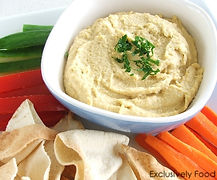 Keith's Homemade Hummus