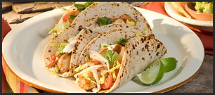 Grilled Lime Tacos