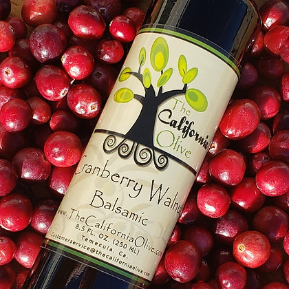 Cranberry Walnut Balsamic