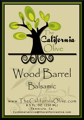 Wood Barrel Aged Balsamic