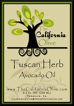 Tuscan Herb Avocado Oil