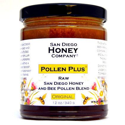 Pollen Plus - Bee Pollen and Raw Honey