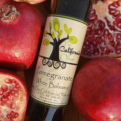 Pomegranate White Balsamic