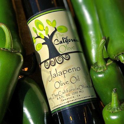 Jalapeno Infused Olive Oil