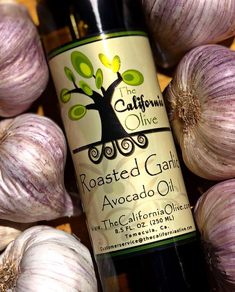 Roasted Garlic Avocado Oil