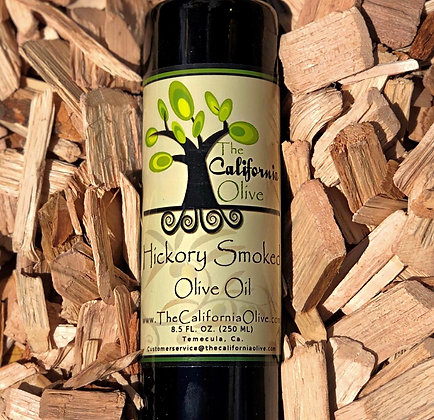 Hickory Smoked Extra Virgin Olive Oil