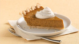 Ginger Honey Pumpkin Pie