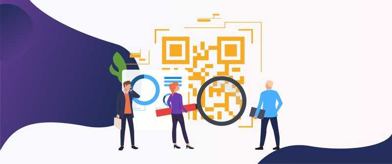 Coupon QR codes generation and scanning