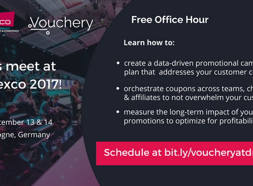 Let's meet at dmexco 2017!