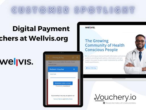 Customer Spotlight: How is Wellvis Utilizing Digital Vouchers to Power Online Payments in Nigeria?