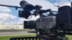 Sony FX9 Video production Canberra