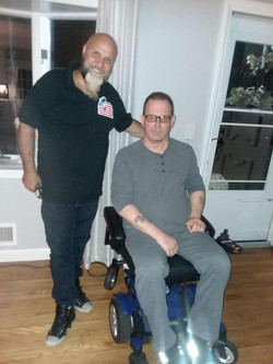 Wheelchairs for Veterans