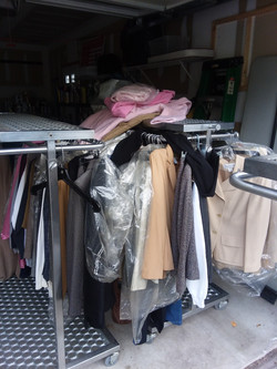 Jacket & Clothing Donations