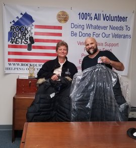 Winter Jacket Drive
