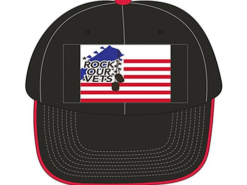 Rock Our Vets Trucker Cap- 4 colors