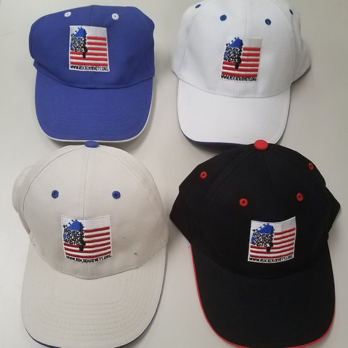 Rock Our Vets Baseball Cap- 4 colors