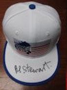 Al Stewart Autographed Trucker Cap