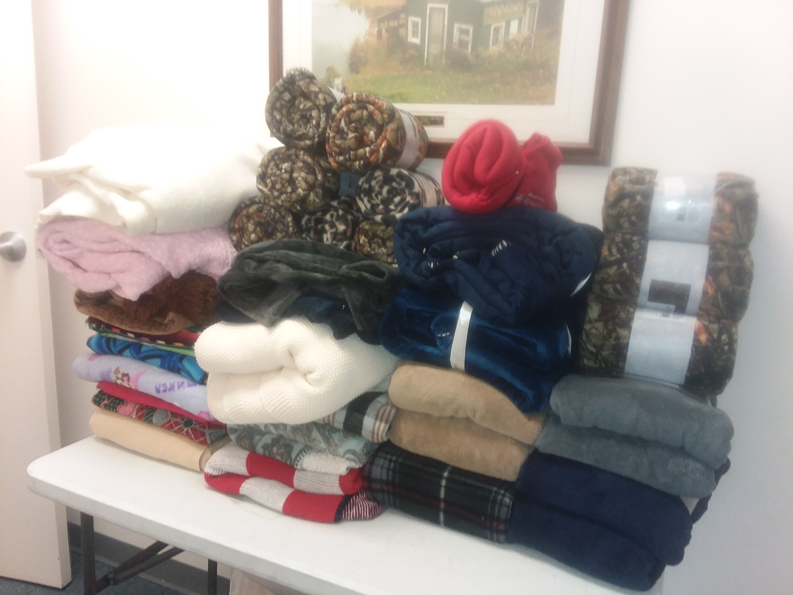 Winter Blanket Drive
