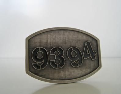 Standard 9394 Buckle