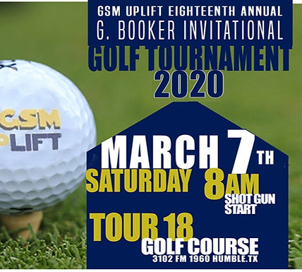 Men's Ministry Golf Tournament