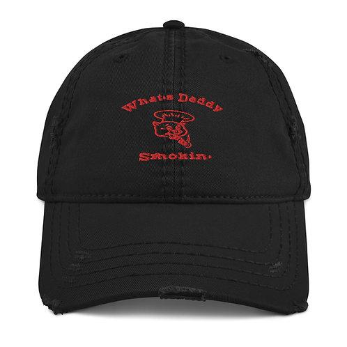 Smokin' Distressed Hat