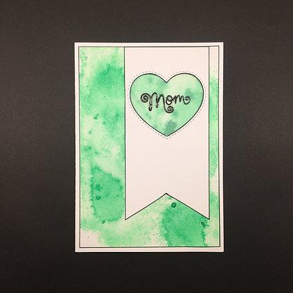 """Karte """"Mom"""""""