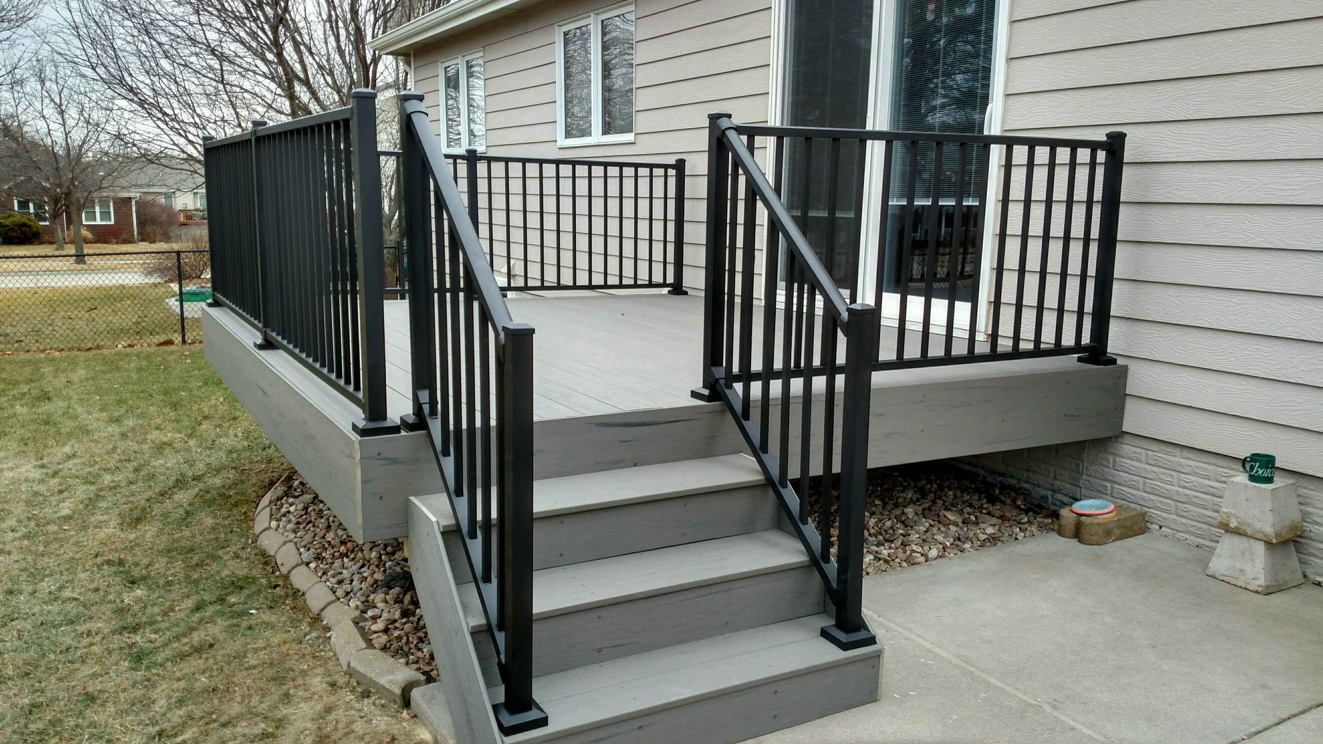 Timber Tek Deck