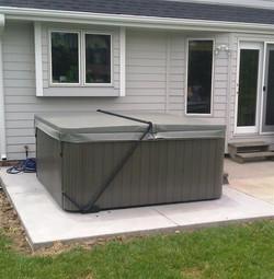 Hot Tub Pad