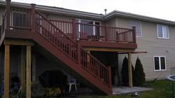 Timbertech Deck/Stairs