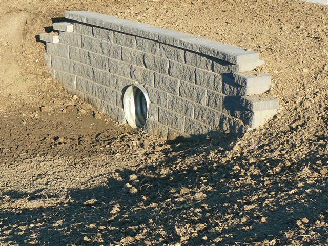 Culvert Wall