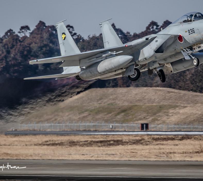 Hyakuri Air Base, Japan