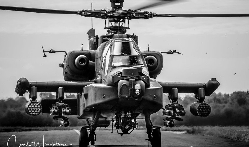 Deelen Air Base, Holland