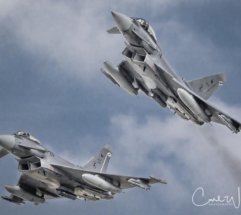 Florennes Air Base, Belgium