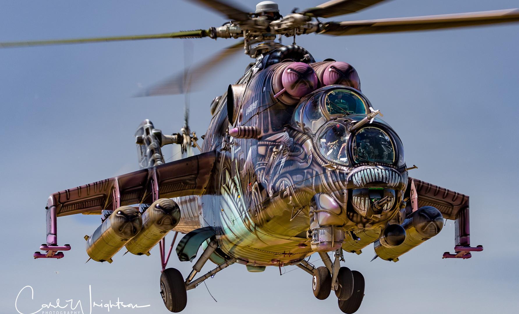 Nato Tiger Meet 2016 - Zaragoza Air Base, Spain