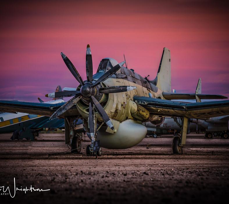PIMA Air & Space Museum, Tucson, Az. US